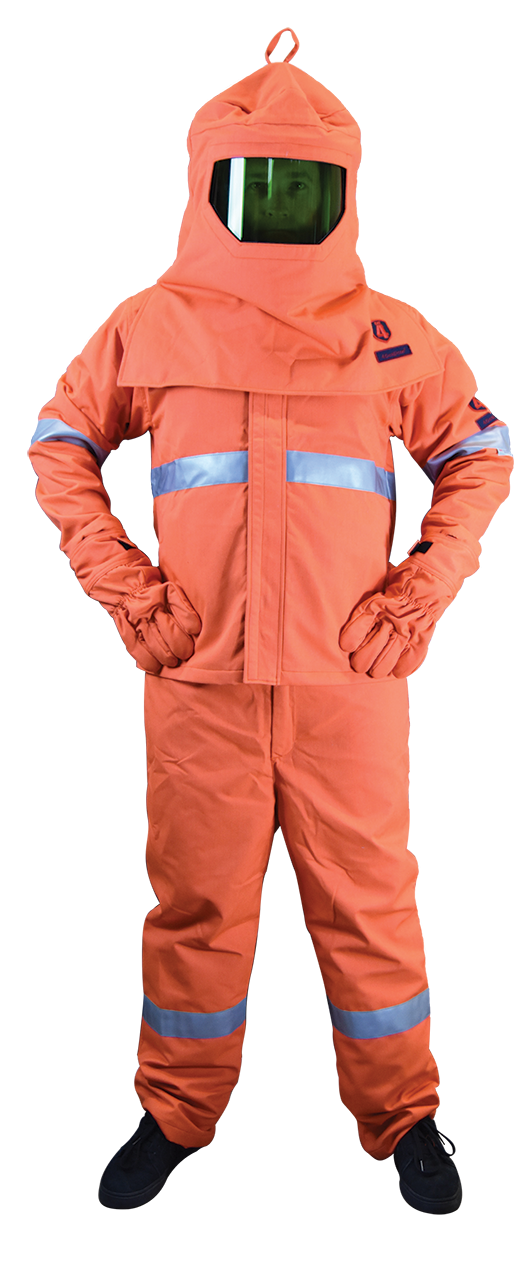 Armour Safety Products Ltd. - Volt 40 CAL Arc Flash Vented Kit