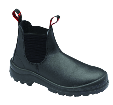 Armour Safety Products Ltd. - John Bull Brahman Slip On Boots – Black