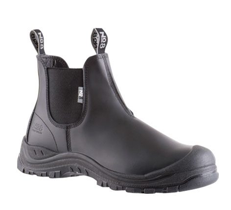 Armour Safety Products Ltd. - No8 Marsden Slip On Boots – Black
