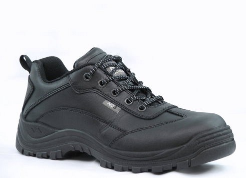 Armour Safety Products Ltd. - No8 Britten Safety Shoe – Black