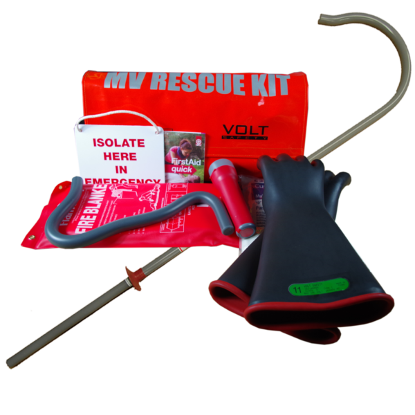 Armour Safety Products Ltd. - Volt Switchboard Medium Volt Rescue Kit – Class 2