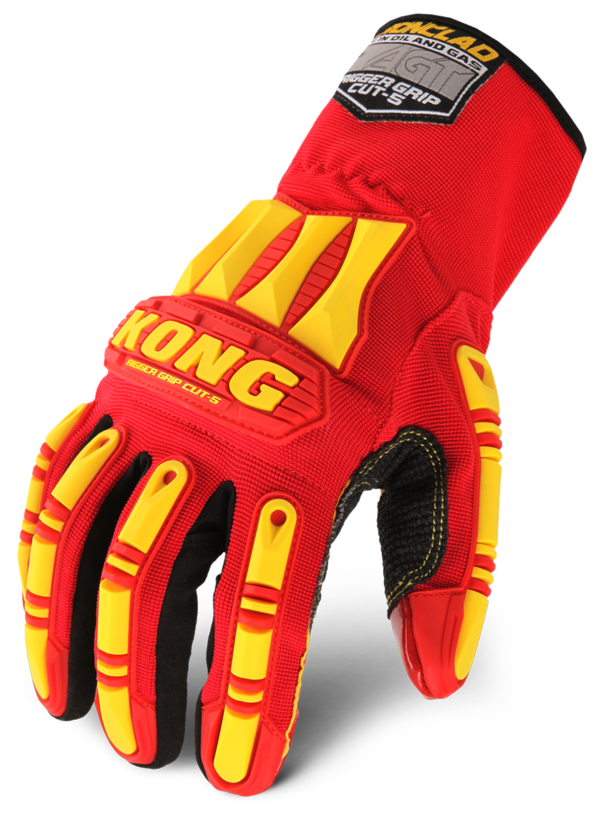 Armour Safety Products Ltd. - Ironclad Kong Rigger Grip Cut 5 Glove