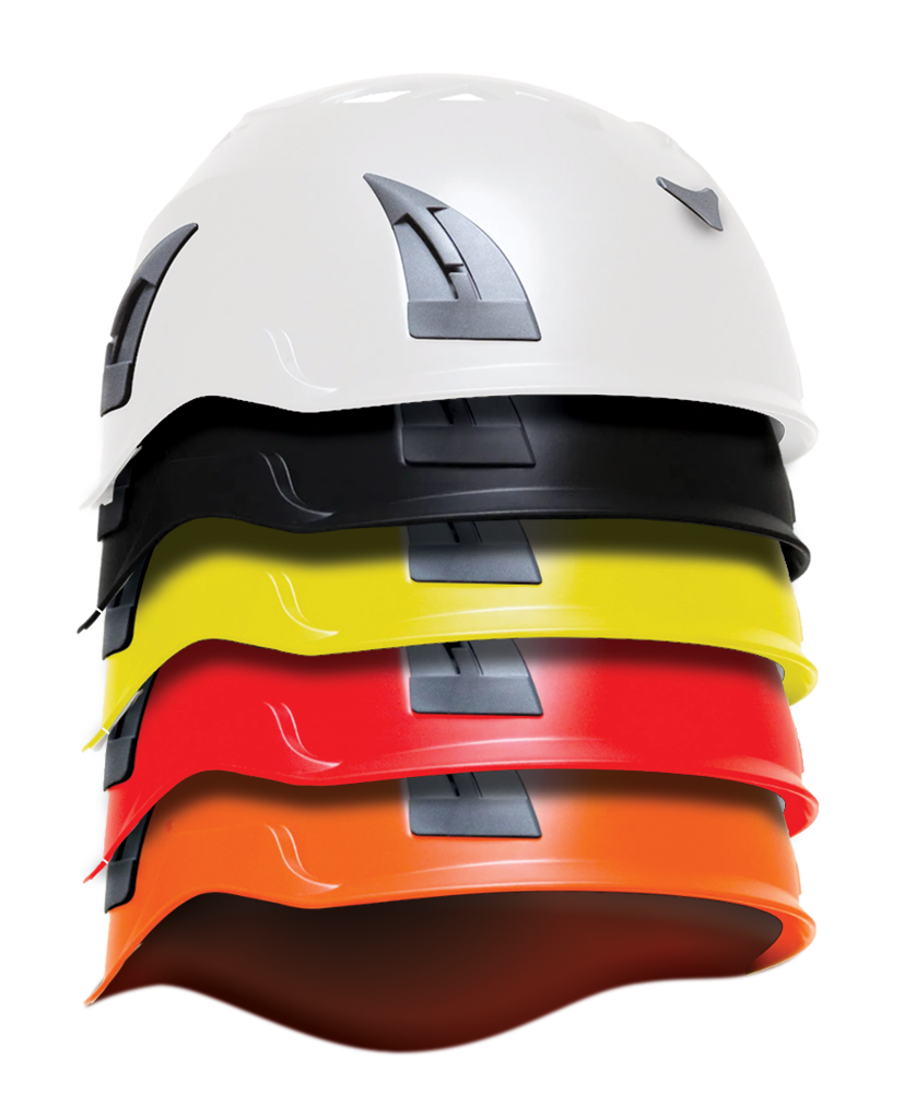 Armour Safety Products Ltd. - Raptor Industrial Safety Helmet