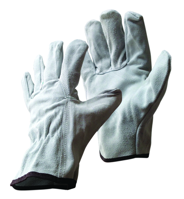 Armour Safety Products Ltd. - Armour Leather Full Split Rigger Glove