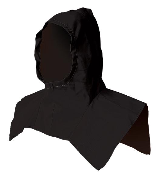 Armour Safety Products Ltd. - Armour Black Flame Retardant Hood