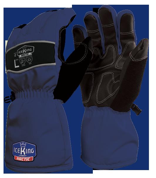Armour Safety Products Ltd. - IceKing Navy Freezer Glove